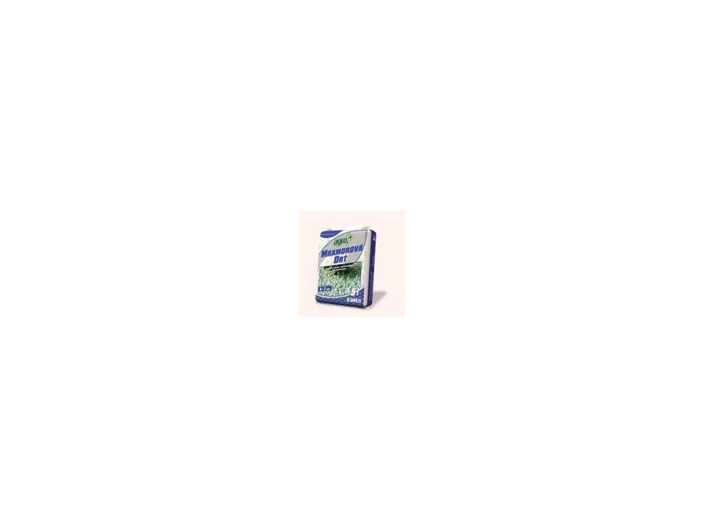 AGRO Mramorová drť 4-7 mm 5 l  Mramorová drť