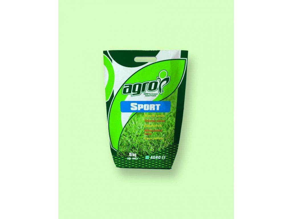 Agro Travní směs SPORT - sáček 0,5 kg  Travní směs SPORT