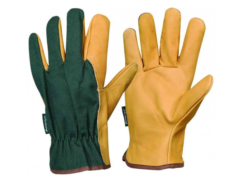 Pánské zahradní rukavice ETPS25  Rukavice ETPS25