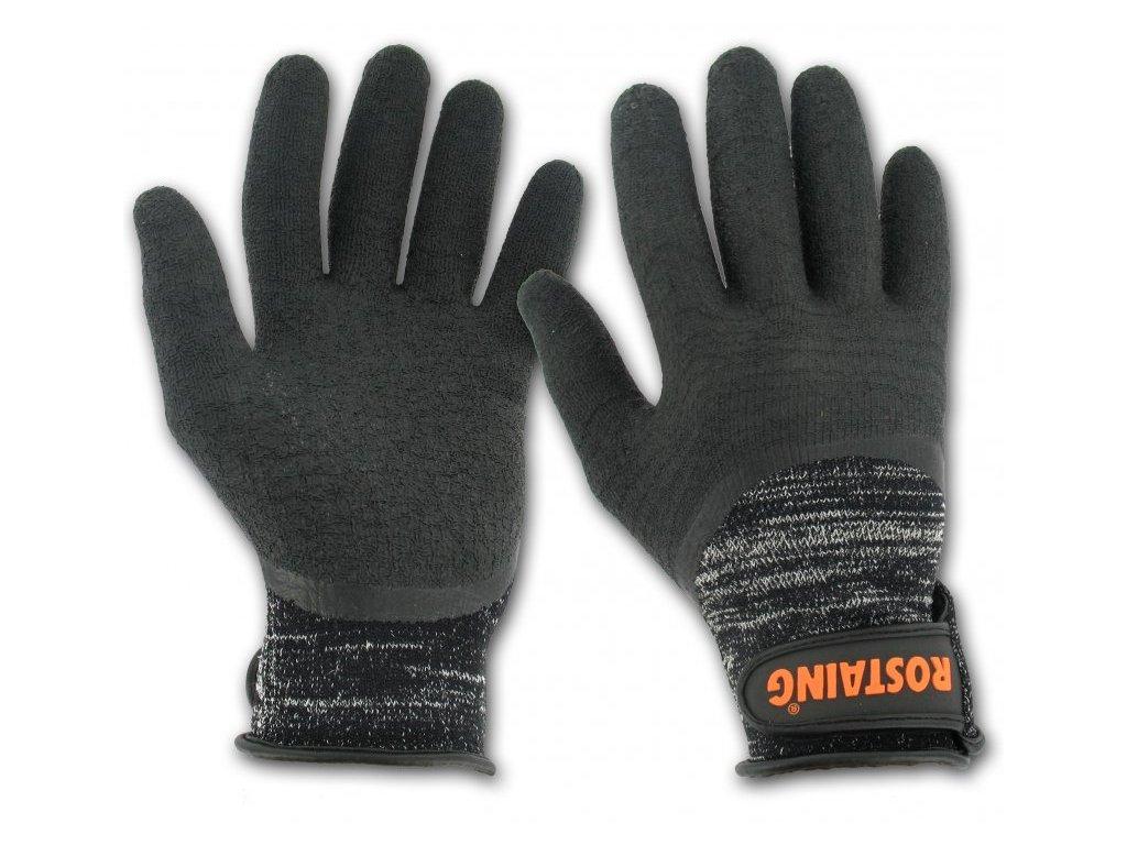 Pánské zahradní rukavice Macpro - odolné proti proříznutí  Rukavice Macpro
