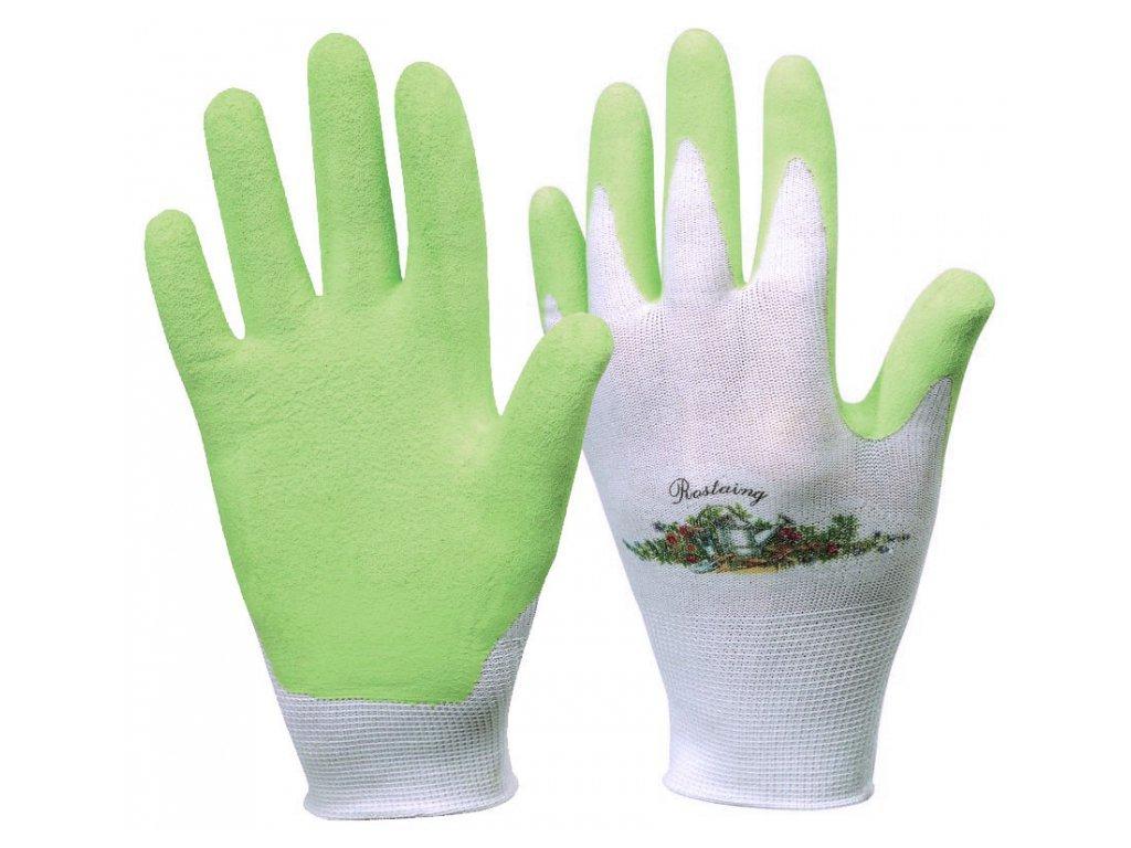 Dámské zahradní rukavice Pistache  Rukavice Pistache