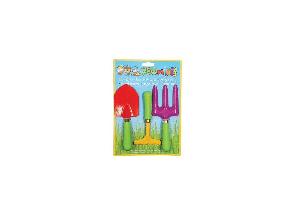 Set dětské nářadí  Dětské zahradní nářadí