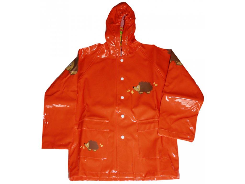 Dětská pláštěnka s motivem ježka  Dětská pláštěnka