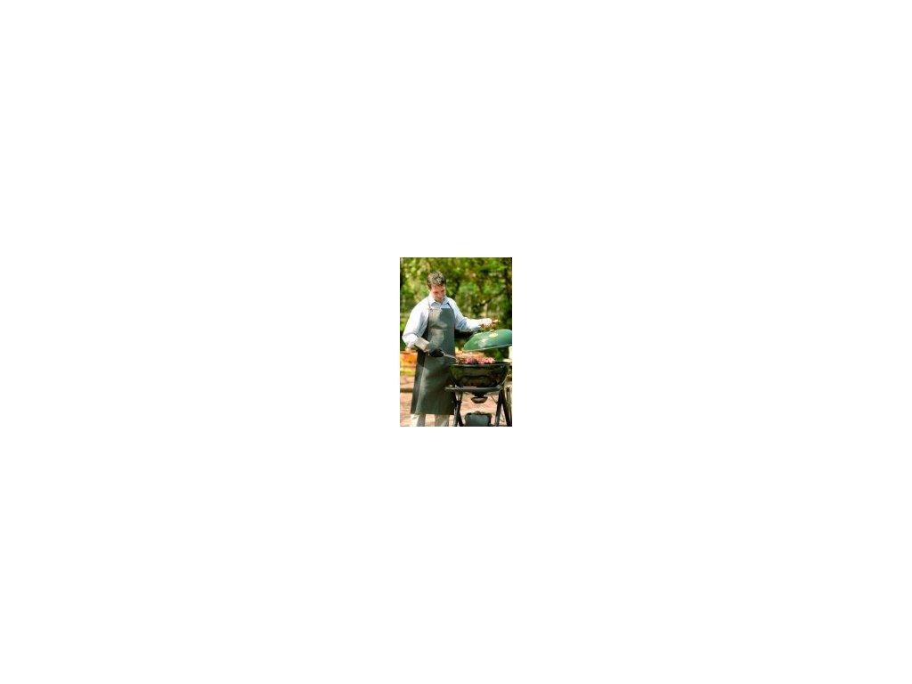 Pánská zástěra na grilování  Pánská zástěra Barbok