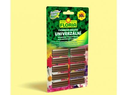 Tyčinkové univerzální hnojivo s GUANEM 30 ks  Tyčinkové univerzální hnojivo s GUANEM