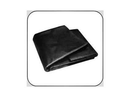 Mulčovací netkaná textilie černá 1,6 x 5 m  Mulčovací textilie černá AGRO 1,6 x 5 m - NETKANÁ