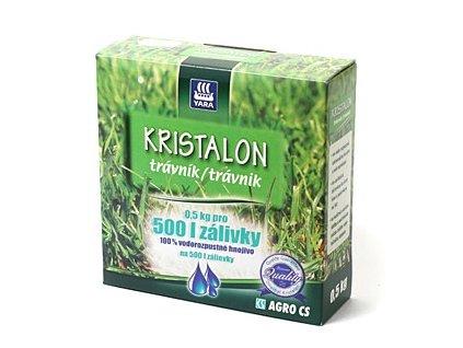 Kristalon TRÁVNÍK 0,5 kg  Trávníkové hnojivo