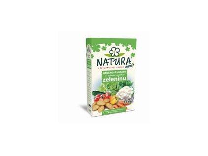 NATURA Přírodní organické hnojivo pro PLODOVOU ZELENINU 1,5kg  Přírodní organické hnojivo pro plodovou zeleninu