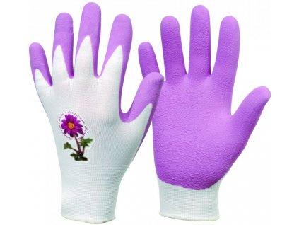 Dámské zahradní rukavice Violette  Rukavice Violette