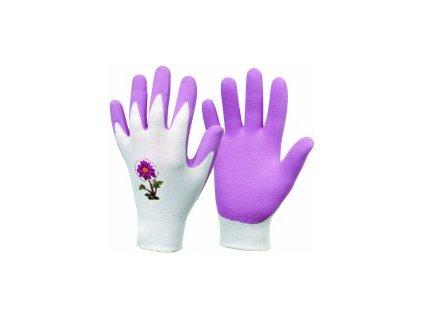 Dětské zahradní rukavičky Violet  Rukavice Violette