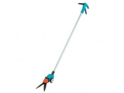 Nůžky na trávník Comfort s násadou, otočné GARDENA  Snadné zastřihování okrajů trávníku - bez ohýbání zad