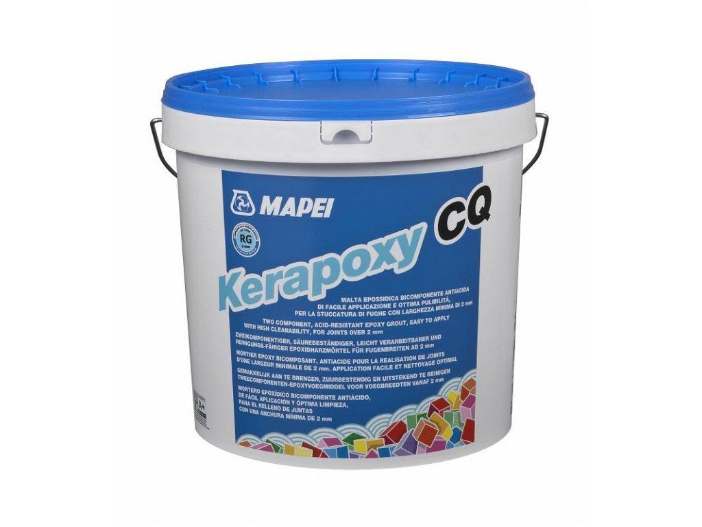 MAPEI Kerapoxy CQ 165 spárovací hmota červená 3kg