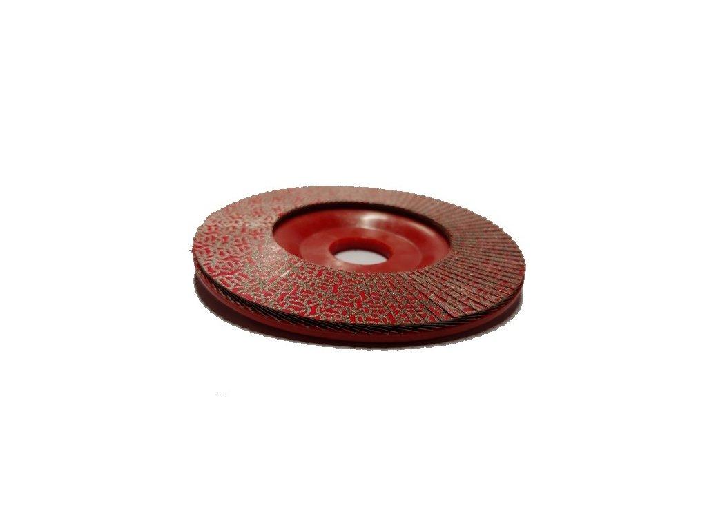 RAIMONDI Diamantový kotouč  lamelový červený 115mm D200