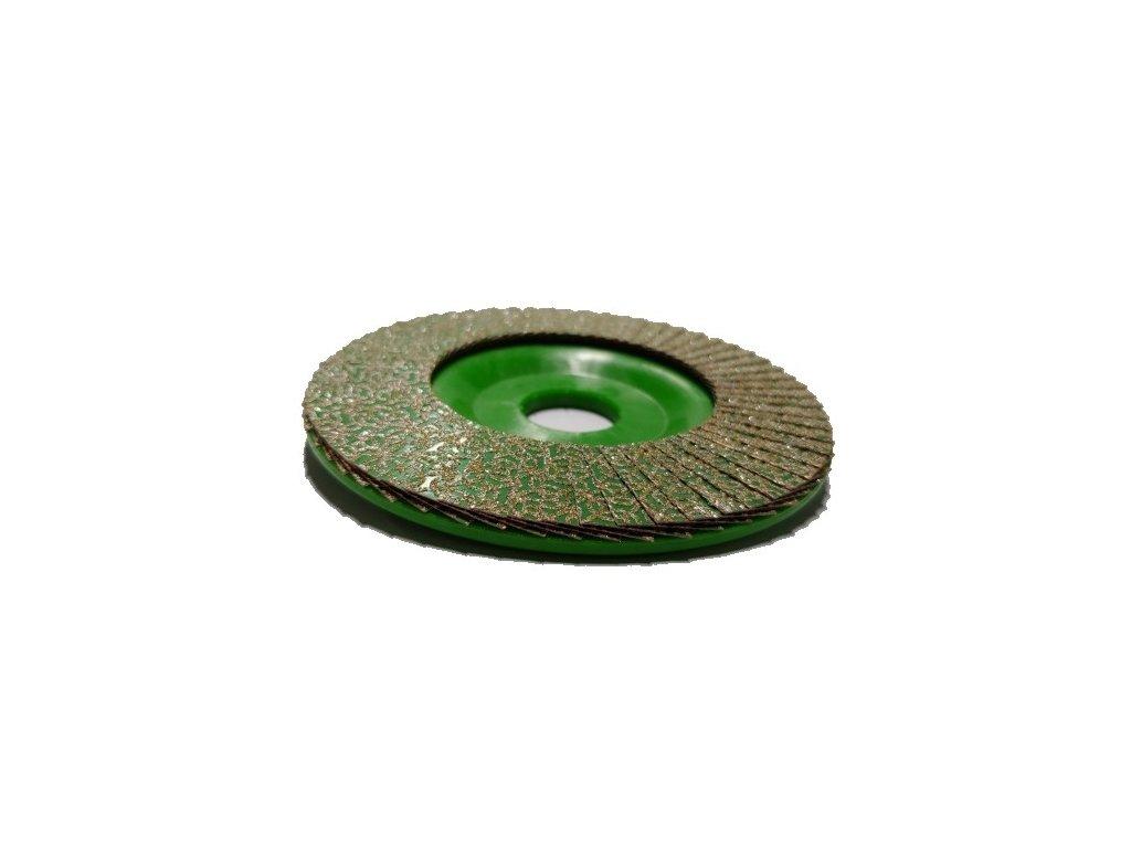 RAIMONDI Diamantový kotouč  lamelový zelený 115mm D60