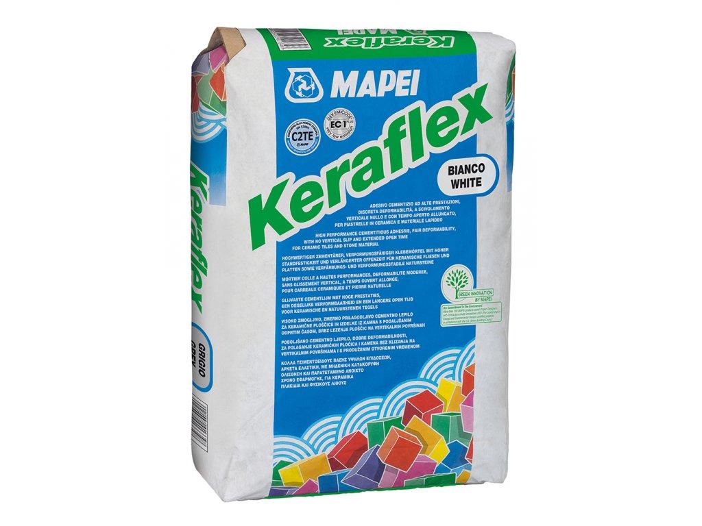 Keraflex 25kg bílý