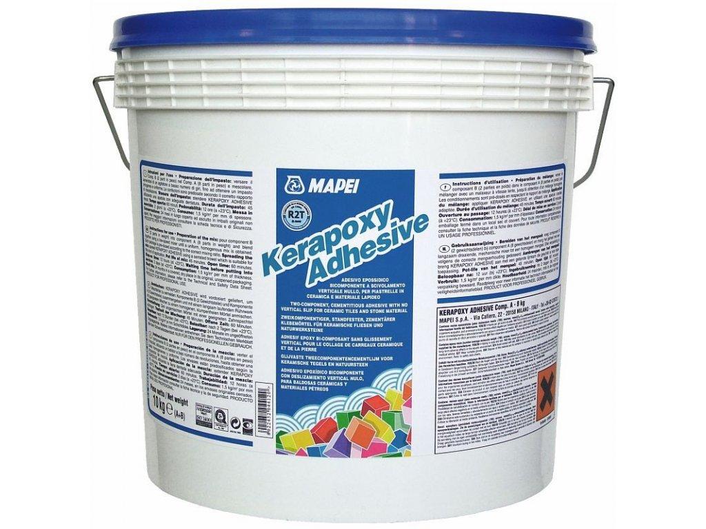 MAPEI Kerapoxy Adhesive lepidlo šedé 10kg