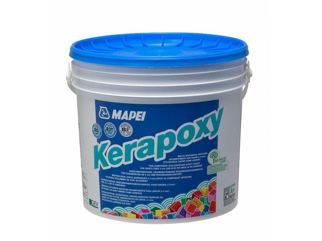 MAPEI Kerapoxy 142 spárovací hmota hnědá 5kg