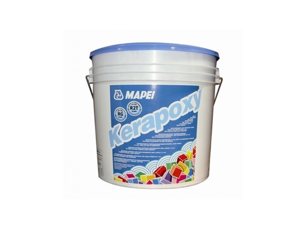 MAPEI Kerapoxy 111 spárovací hmota stříbrnošedá 10kg