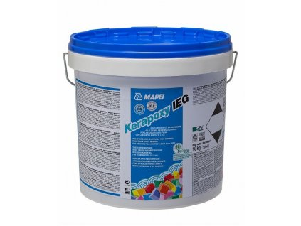 MAPEI Kerapoxy IEG 113 spárovací hmota cementově šedá 10kg