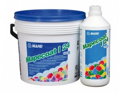 MAPEI Mapecoat I24 šedý RAL 7001 A+B 5kg