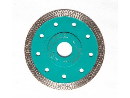 SIRI Dia kotouč turbo Gres, rychlý čistý řez - průměr 125 mm
