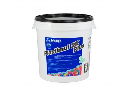MAPEI Plastimul 2K Plus A+B bitumenová izolace 30kg