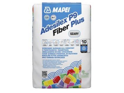 MAPEI Adesilex P9 Fiber Plus šedý C2TE 25kg
