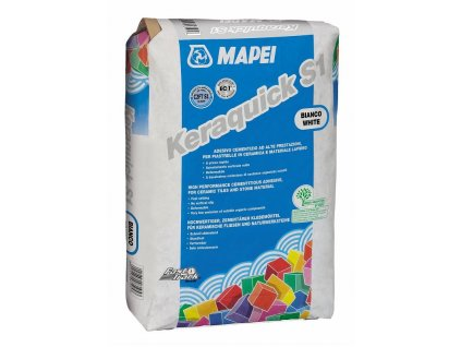 MAPEI Keraquick S1 bílý C2FT S1 23kg