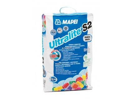 Ultralite S2 15kg bílý