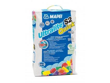 Ultralite S2 Quick 15kg šedý