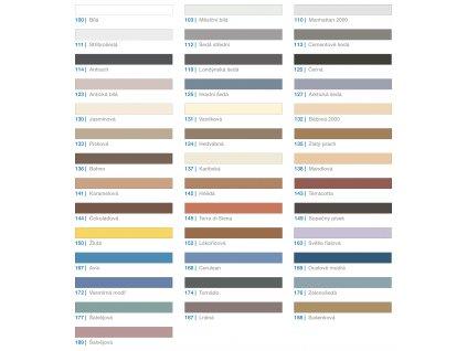 MAPEI Ultracolor Plus 137 spárovací hmota karibská 5kg