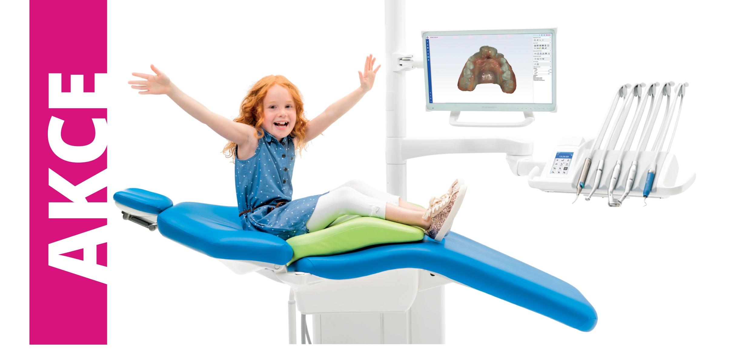 Zubní soupravy Planmeca Compact i - NYNÍ ZA BEZKONKURENČNÍ CENU