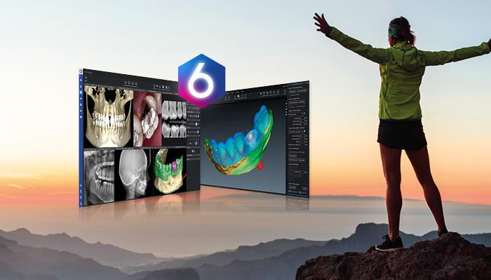 Představujeme Vám nový software Planmeca Romexis 6