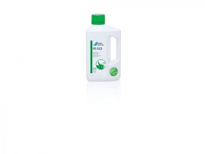 M FD 322 quick disinfectant perfume free 2,5l