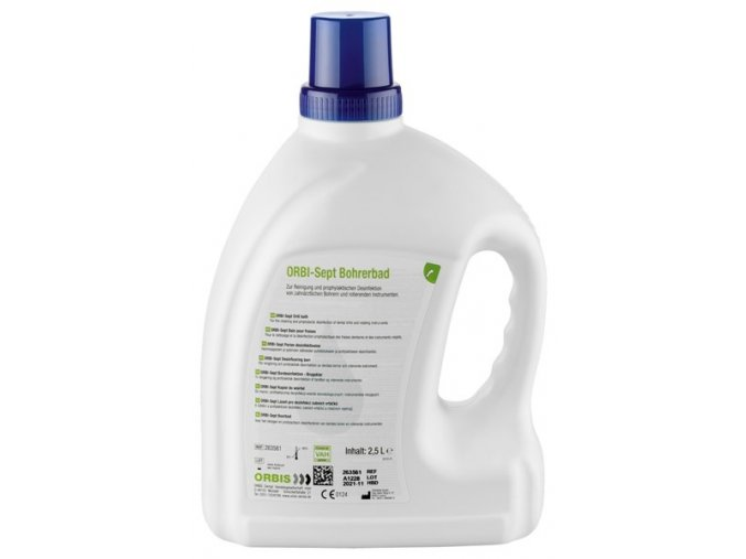 Dezinfekce na vrtáčky ORBI - Sept - láhev 2,5 l