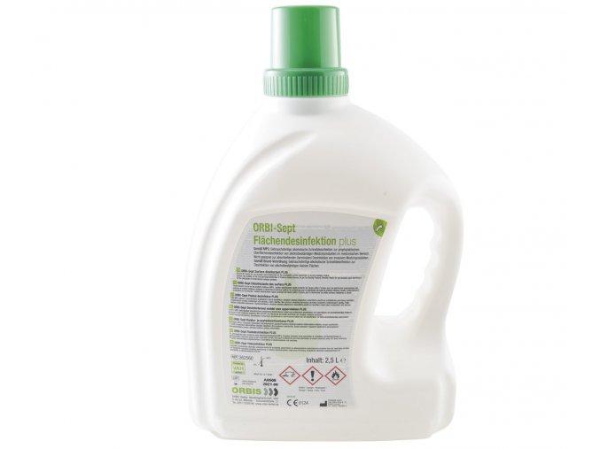 Postřiková dezinfekce plus - láhev 2,5 l