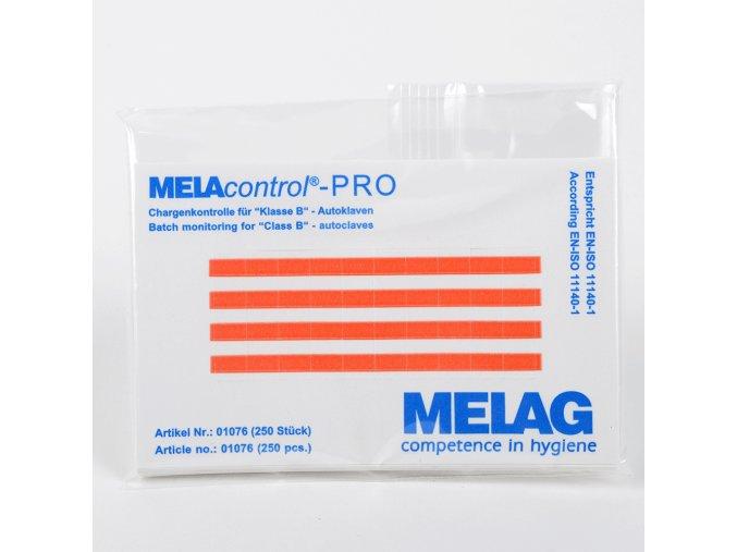 MELAcontrol PRO - indikační proužky 250ks
