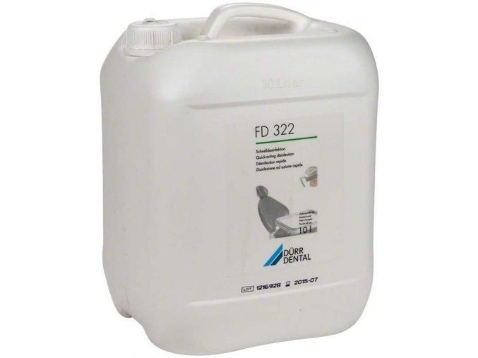 Dürr FD 322 - KANYSTR 10 litrů