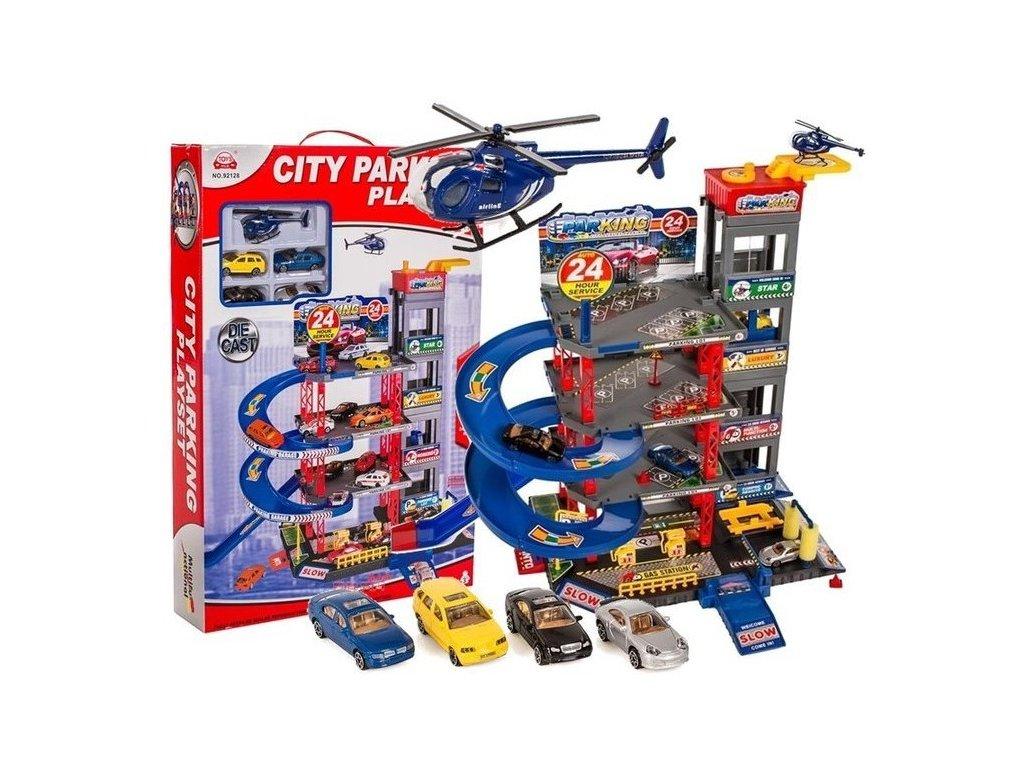 Doris City Parking garaz