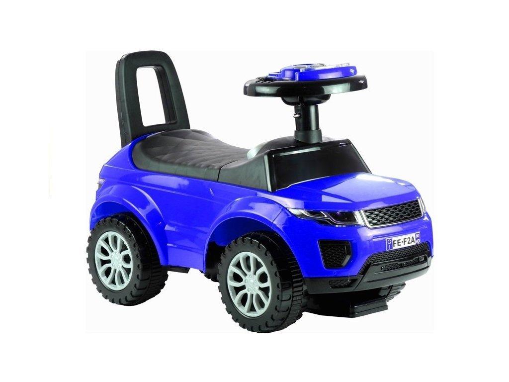 Odrážedlo Range Rover SUV modré