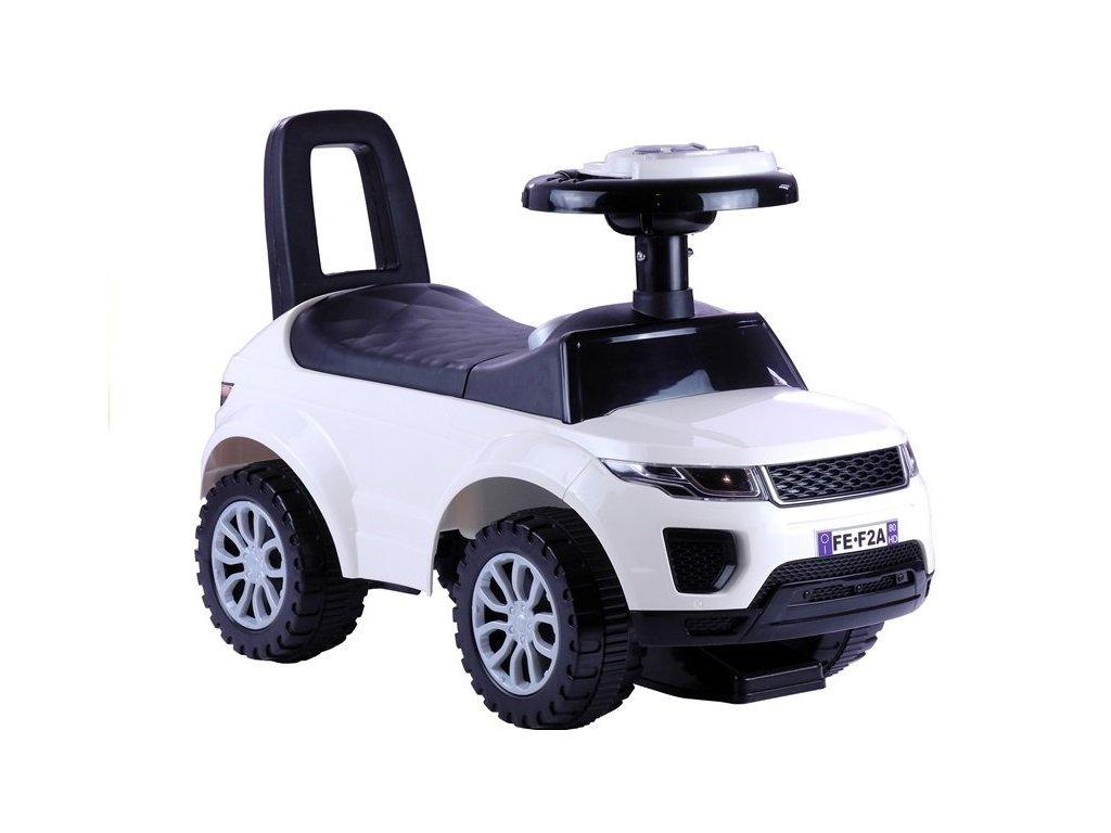 Odrážedlo Range Rover SUV bílé