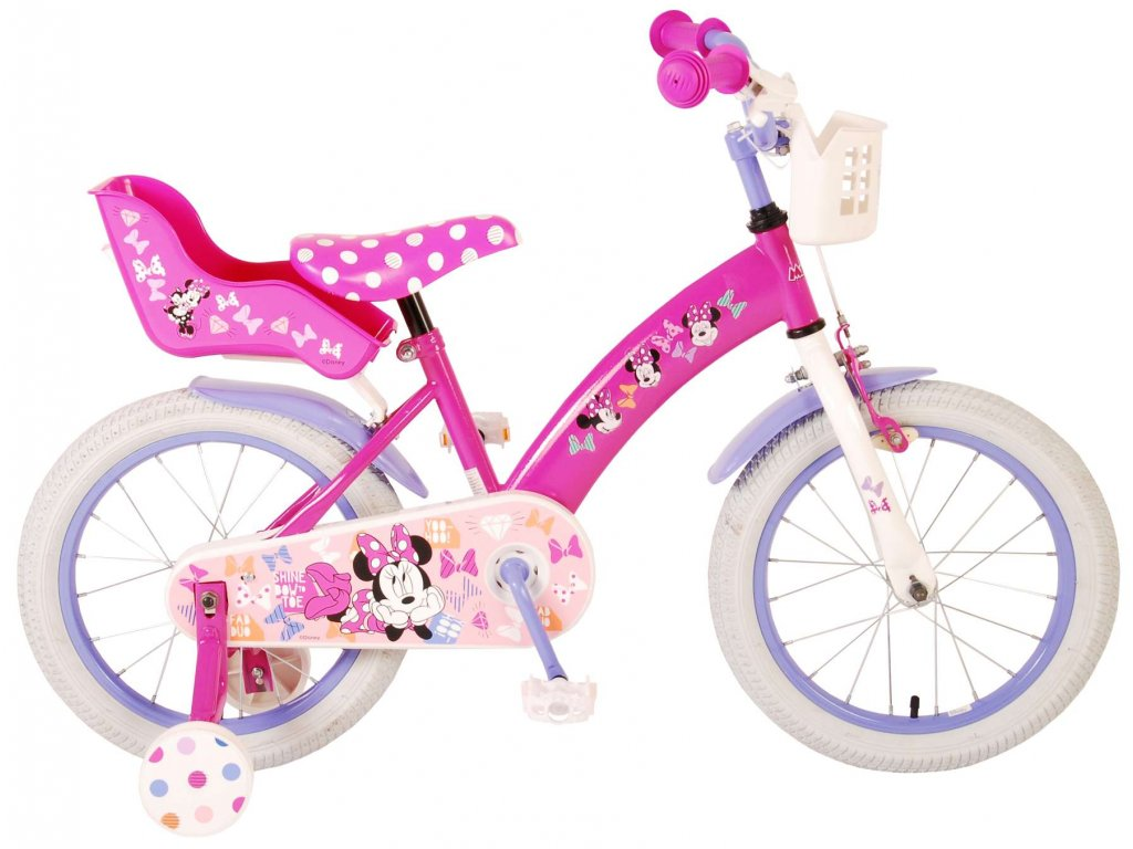 "Dětské kolo Volare Minnie Bow-Tique 16"""