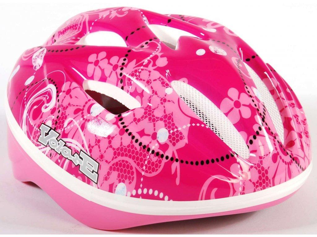 Dětská helma Volare Fancy Pink