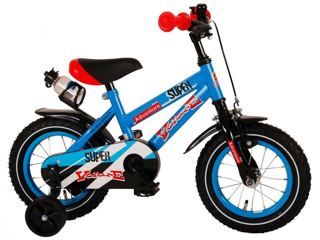 """Dětské kolo Volare Super Blue 12"""""""