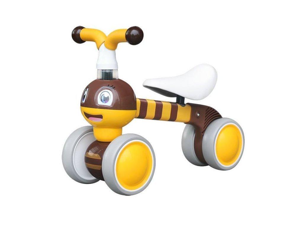 Ecotoys dětské mini odrážedlo Včelka