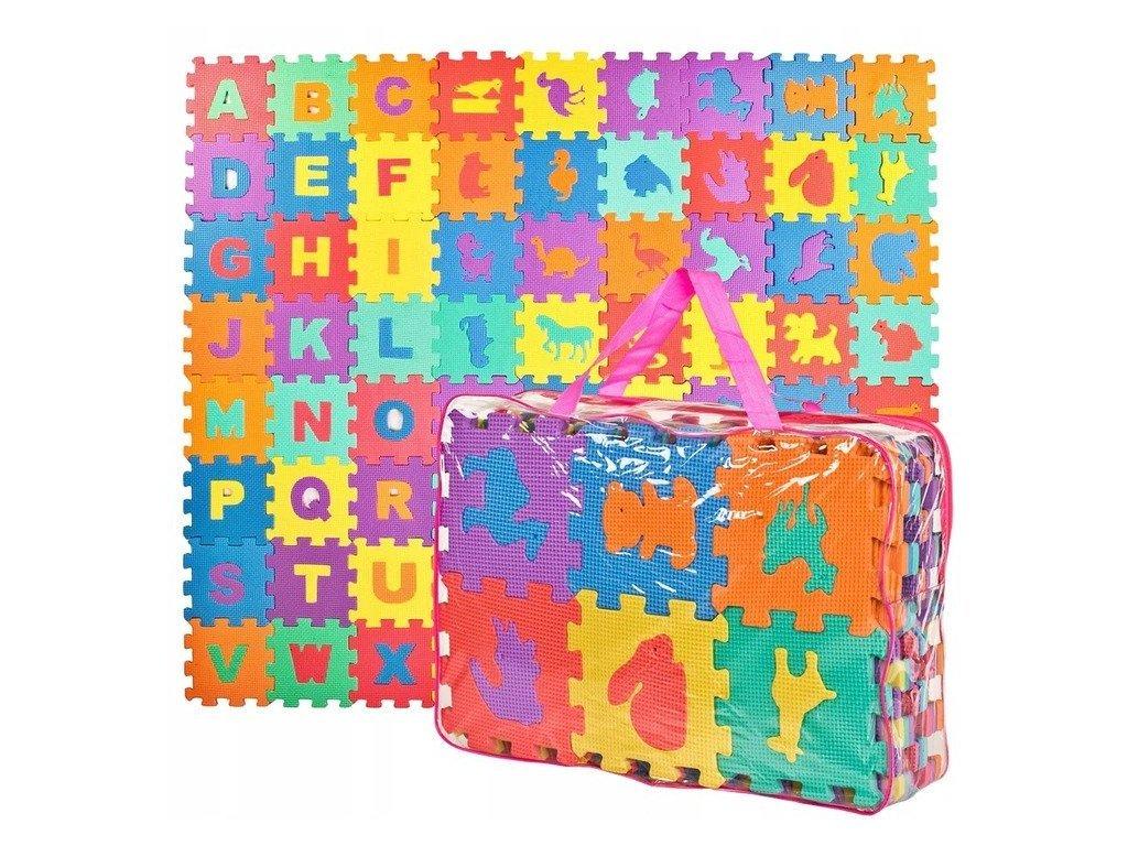 Doris hrací deka Puzzle 72 dílků