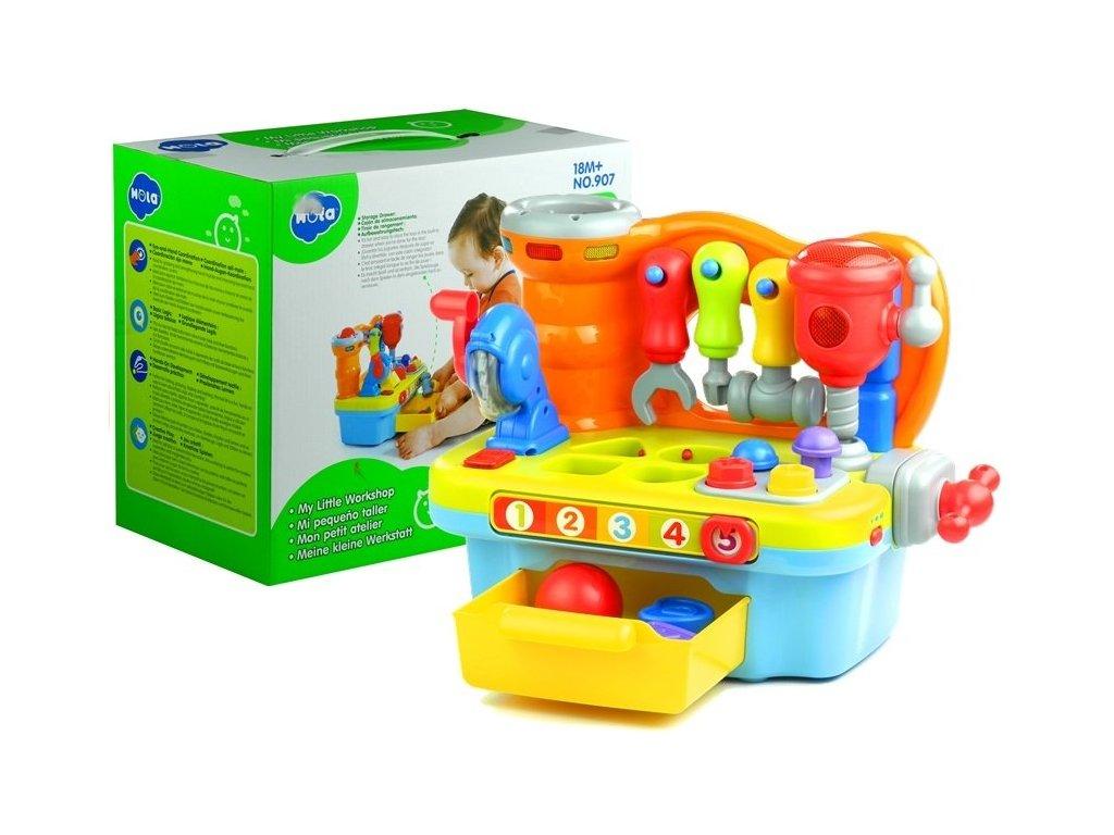 Huile Toys multifunkcni ponk pro nejmensi