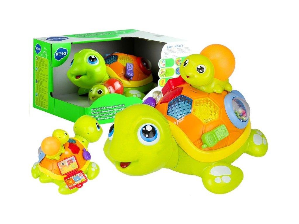 Huile Toys Interaktivni zelvicky