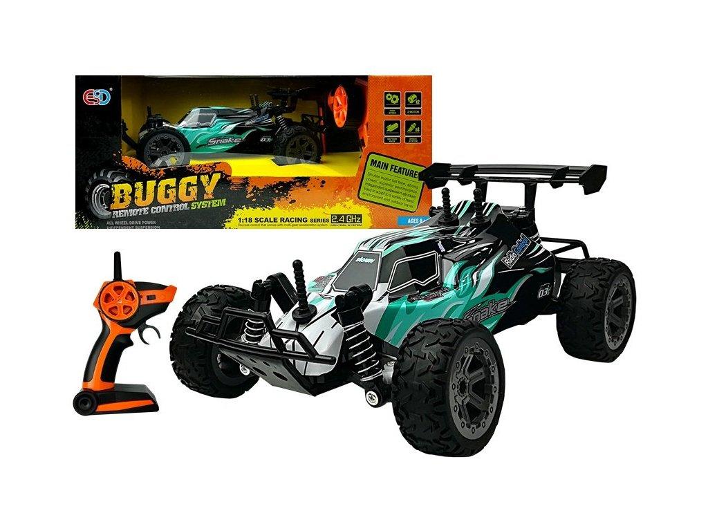 Auto na dalkove ovladani Buggy 1 18 3