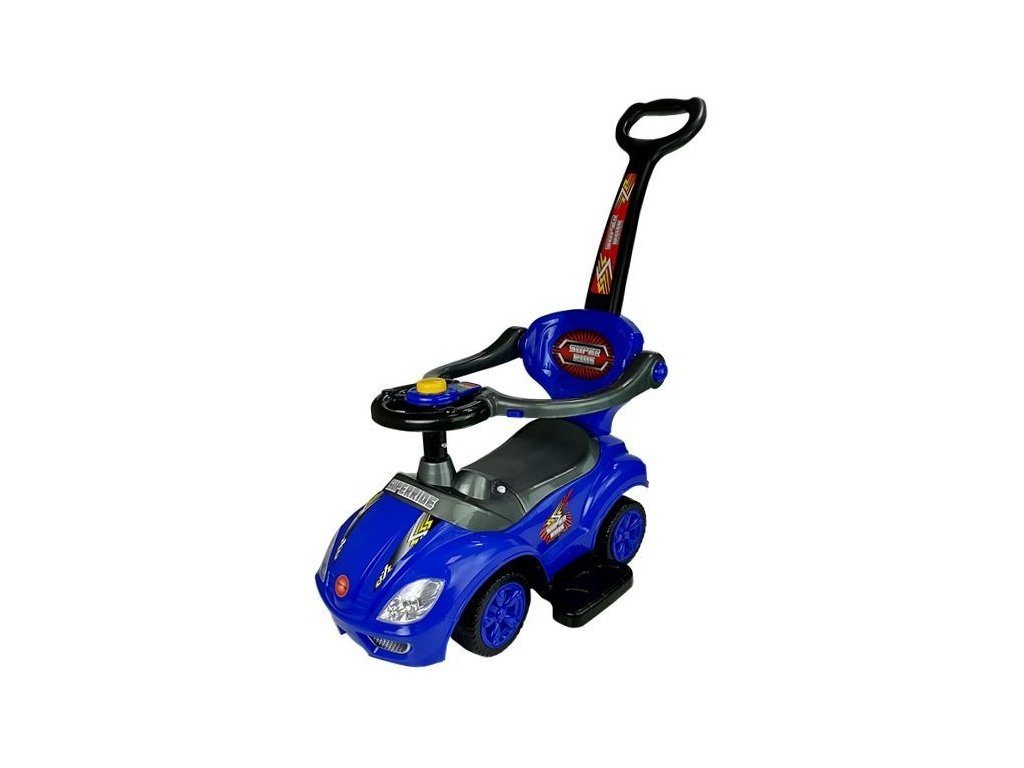 odrazedlo Mega Car modre